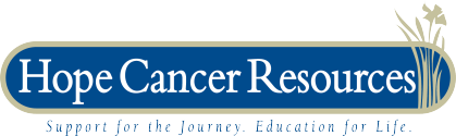 Hope Cancer Resources Grantee